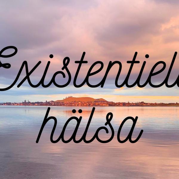 Existentiell hälsa