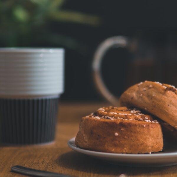 Digitalt kyrkkaffe på första advent